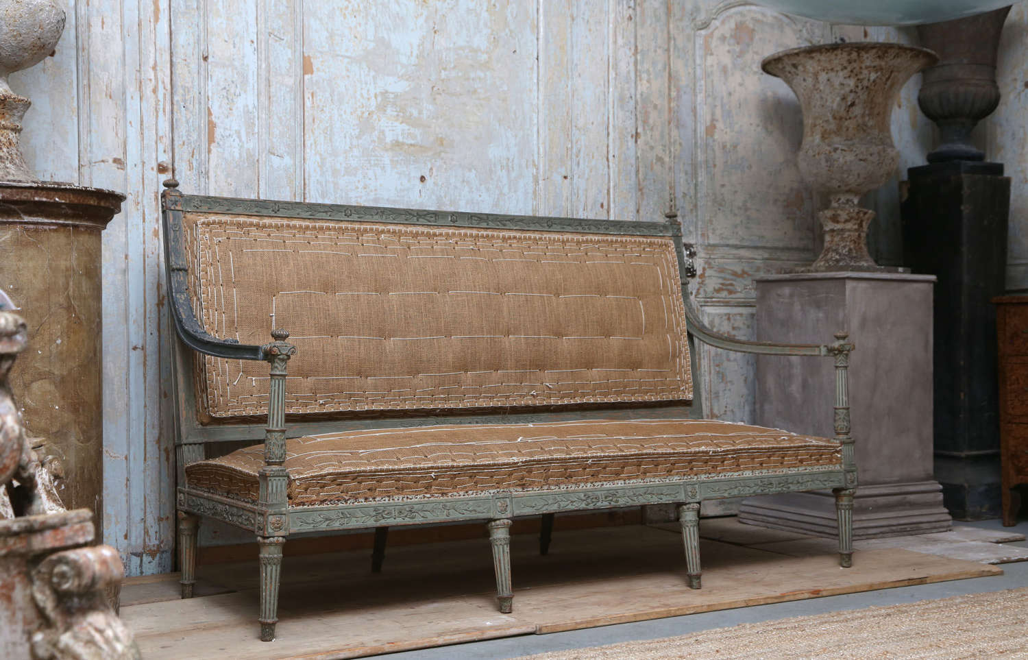 18th century French Directoire sofa