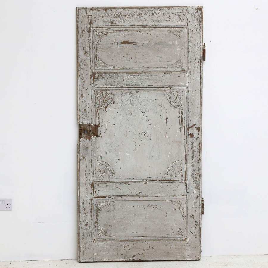 Early 18th century French Regence Oak Door